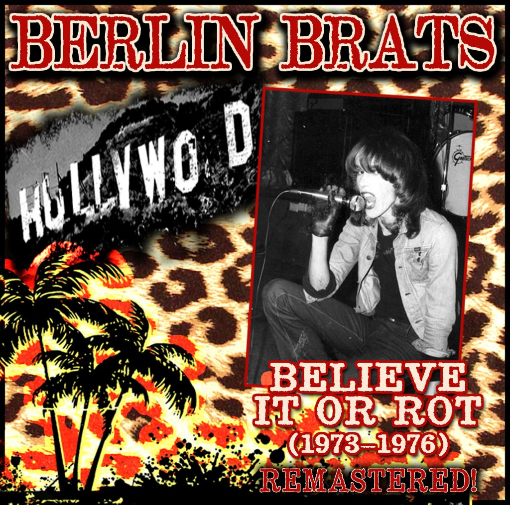 Berlin Brats album cover