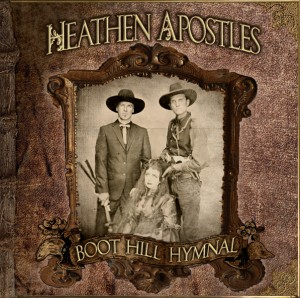 BOOT HILL HYMNAL cover